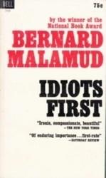 書籍 Idiots First Bernard Malamud DELL