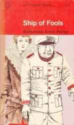 書籍 Ship of Fools Katherine Anne Porter Penguin book