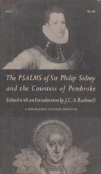 書籍 The PSALMS of Sir philip sidney and the countess of pembroke Anchor