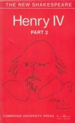 書籍 Henry IV Part 2 The New Shakespeare Cambridge University Press