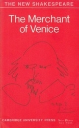 書籍 The Merchant of Venice The New Shakespeare Cambridge University Press