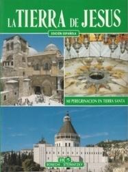 書籍 La Tierra De Jesus Edicion Espanola Bonechi Steimatzky