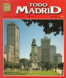 書籍 Todo Madrid Espanol