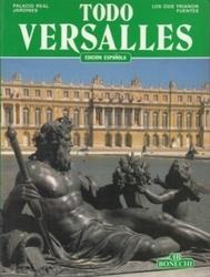 書籍 Todo Versalles Espanola Bonechi