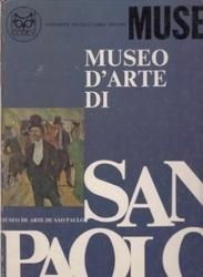 書籍 Museo D Arte di san Paolo