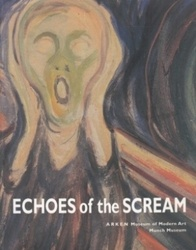 書籍 Echoes of the Scream Arken Museum of Modern Art Munch Museum