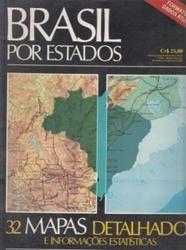 書籍 Brasil Por Estados 32 Mapas Detalhados