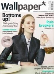 洋雑誌 Wallpaper 2012年12月号 Rule breakers