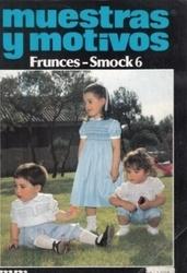 書籍 muestras y motivos Frunces smock 6 mym