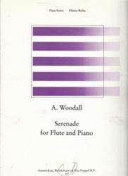 書籍 Serenade for Flute and Piano A・Woodall Amsterdam