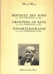 書籍 Bouquet des tons op 125 de Furstenau pour Flute Marcel Moyse