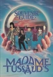 パンフレット Madame Tussaud s Souvenir Guide