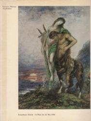 書籍 Kunsthaus Zurich Gustave Moreau