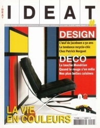 書籍 IDEAT design your life 59 La vie en couleurs