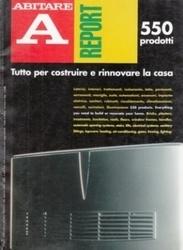 書籍 ABITARE Report 2003 Tutto per costruire e rinnovare la casa