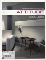 書籍 ATTITUDE Interior design Amsterdam mistura blend