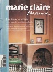 書籍 marie claire maison 377 Les bons canapes