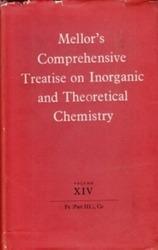 洋雑誌 Mellor s Comprehensive Treatise on Inorganic and Theoretical Chemistry Vol 14