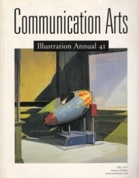 書籍 Illustration Annual 2000 July Communication arts