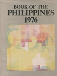 書籍 Book of the philippines 1976