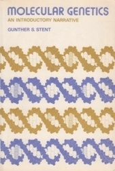 書籍 Molecular Genetics Gunther S Stent Freeman Toppan