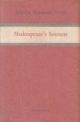 書籍 Shakespeare s Sonnets Martin Seymour-Smith Heinemann