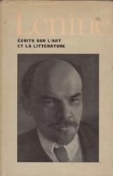 書籍 Ecrits sur l art et la litterature Lenine