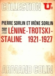 書籍 Lenine Trotski Staline 1921-1927 Collection U2