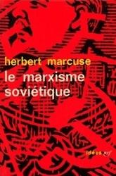 書籍 le marxisme sovietique herbert marcuse