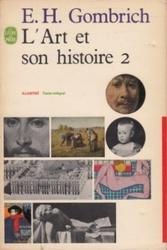 書籍 L Art et son histoire 2 E・H・Gombrich