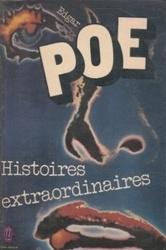 書籍 POE Histoires extraordinaires Edgar