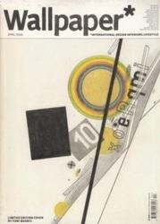 洋雑誌 Wallpaper No 87 Paris and koln design fairs