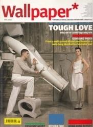 洋雑誌 Wallpaper No 88 Tough Love