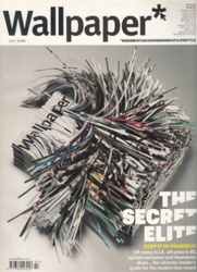 洋雑誌 Wallpaper No 112 The secret elite