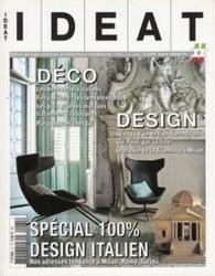書籍 IDEAT design your life Special 100% Design Italien