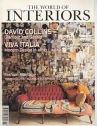 洋雑誌 The world of interiors 2002年11月号 David Collins