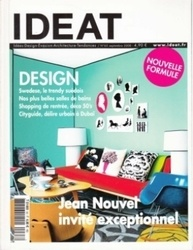 書籍 IDEAT design your life Jean Nouvet