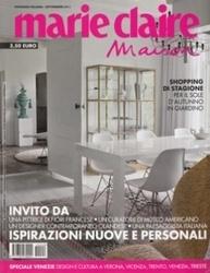 洋雑誌 marie claire maison 2011年9月号 Shopping di stagione