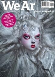 雑誌 WeAr global magazine 日本語版 28 2012 Spring Summer
