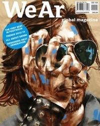 雑誌 WeAr global magazine 日本語版 29 Trends 2012 13