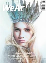 雑誌 WeAr global magazine 日本語版 34 Fashion Trends F W 2013 14