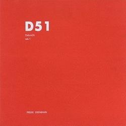 書籍 D51 Dekoichi Volume 1 Presse Eisenbahn
