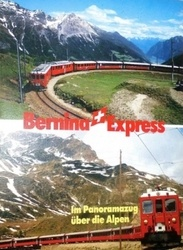 書籍 Bernina Express Henning Wall