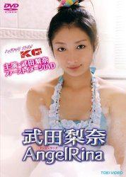 武田梨奈 AngelRina【DVD】/武田梨奈【DFTD.3300】[新品]