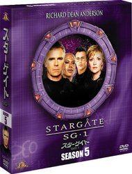 スターゲイト SG-1 シーズン5 (SEASONSコンパクト・ボックス)/リチャード・ディーン・アンダー【MGBJE.24318】[新品]