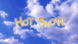 HOT SNOW 通常版 【DVD】/真田佑馬/野澤祐樹[新品]