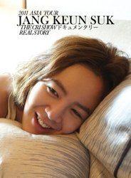 2011 JANG KEUN-SUK ASIA TOUR THE CRI SHOW ドキュメンタリーREAL STORY 通常盤/チャン・グンソク[新品]