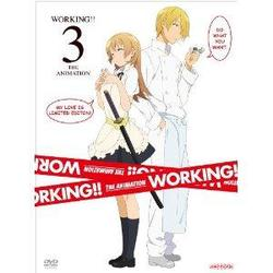 WORKING!! 3(完全生産限定盤)【ANZB.9655】[新品]