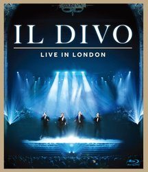 ライヴ・イン・ロンドン(Blu-ray Disc)/イル・ディーヴォ[新品]