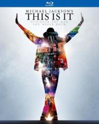 THIS IS IT(Blu-ray Disc)/マイケル・ジャクソン【BRS.69320】[新品]